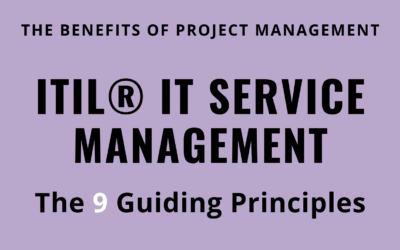 Using ITIL® to deliver Lean, Agile IT Services