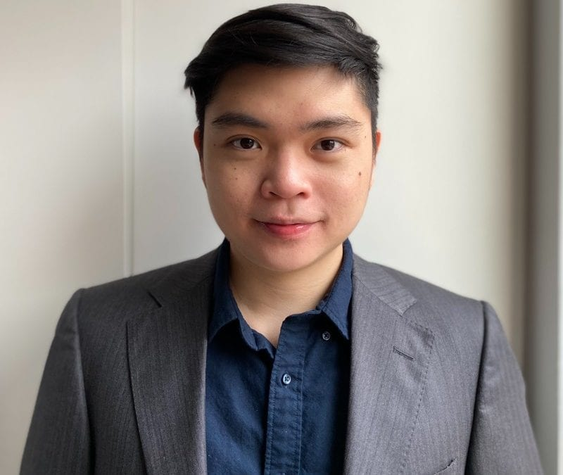 Adriel Joins GM as a Business Analyst Intern